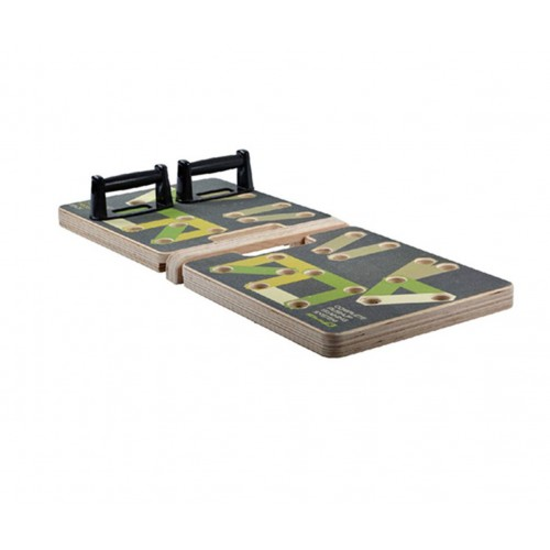 Wooden Push Up Board