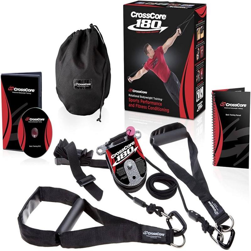 Professional CrossCore Trx System Suspension Trainer