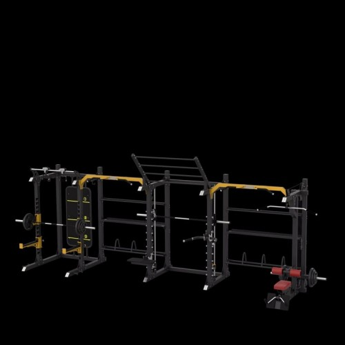Free Combined Rack
